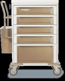 Medication Cart UltraGlide - Manrex Canada