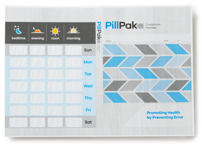 pillpak-trifold1 medication blister pack