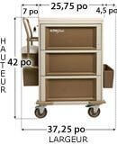 401G3X0-Medication Cart