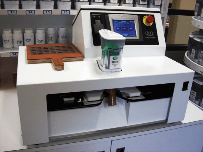 versimate-single &mutli dose blister card filling machine