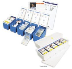 Pouch Porter medication packaging system for long term care
